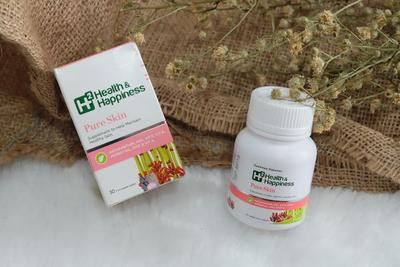 Review: H2 Health & Happiness Pure Skin