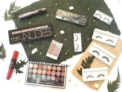 [Beauty Talk] My Favorite Yet Affordable Eye Products