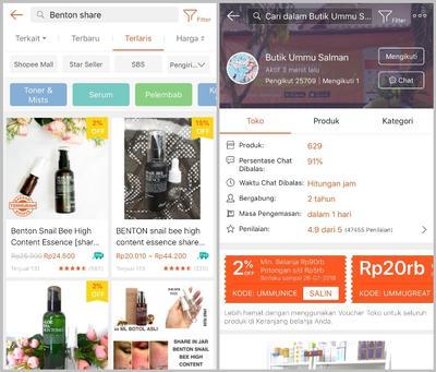 Rekomendasi Online Shop Share In Jar Trusted !