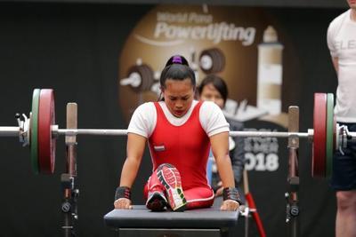Ni Nengah Widiasih untuk Semangat Asian Para Games 2018