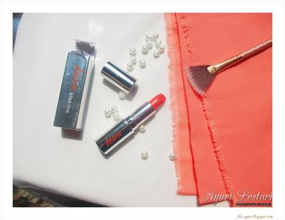 Sarange Lipstick Kiseu -Noble Lips (Review + Swatch)