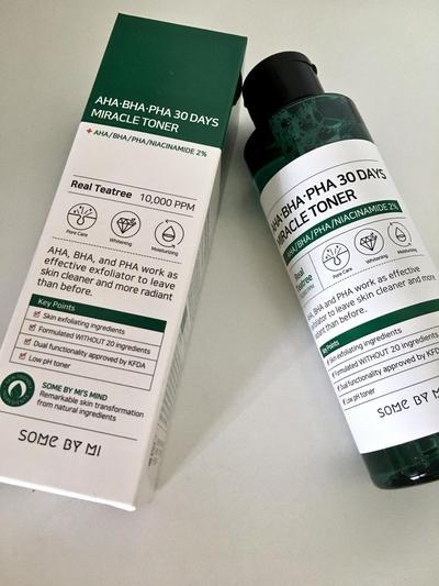 Review SomeByMi 30 Days Miracle Toner