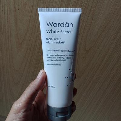 [Review] Facial Wash Lokal dengan Kandungan Natural AHA + BHA?
