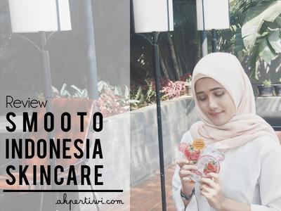 [REVIEW] Smooto Indonesia - Skincare Travel-Friendly yang Imut-Imut!