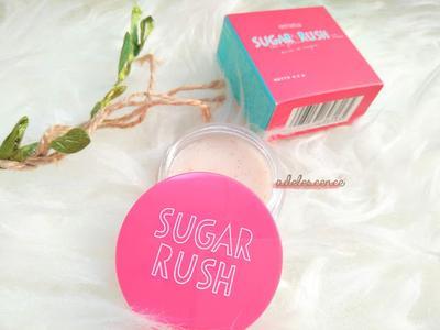 [ review // lip care ] Emina Sugar Rush Lip Scrub