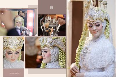 Wedding Story - Tentang Make Up Pernikahan