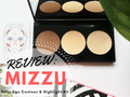 Review: Mizzu Alter Ego Countour & Highlight Kit (Banana Palette)