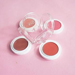 Zoya Cosmetics Mono Blush on Coral (Review)