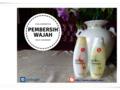 Lihat bedanya Viva Cosmetic Milk Cleanser ini.