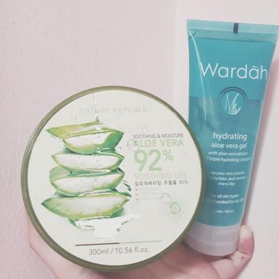 Wardah Aloe Vera or Nature Republic?