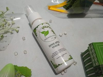 Review Toner Cuka Apel