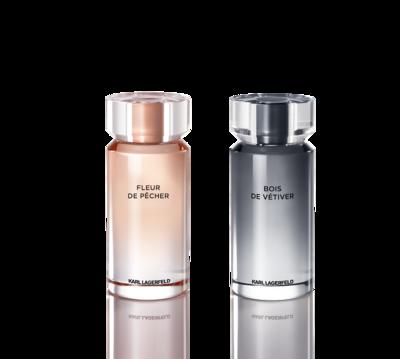 [PARFUM] Fleur de pêcher - Bois de Vétiver - Couple Perfume by Karl Lagerfeld