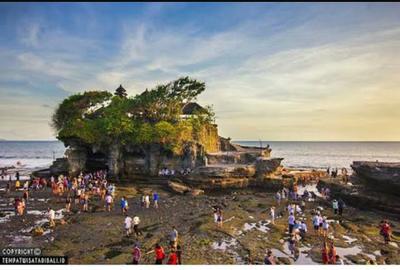 Beberapa Pura Sebagai Objek Wisata Menarik Di Pulau Bali