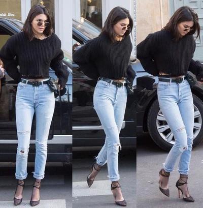 5 Inspirasi Gaya Berpakaian Ala Kendall Jenner