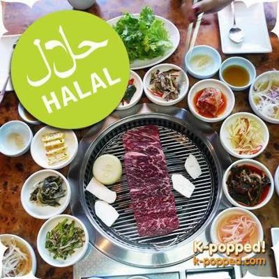 HALAL~ 5 Makanan Korea yang Enak dan Halal