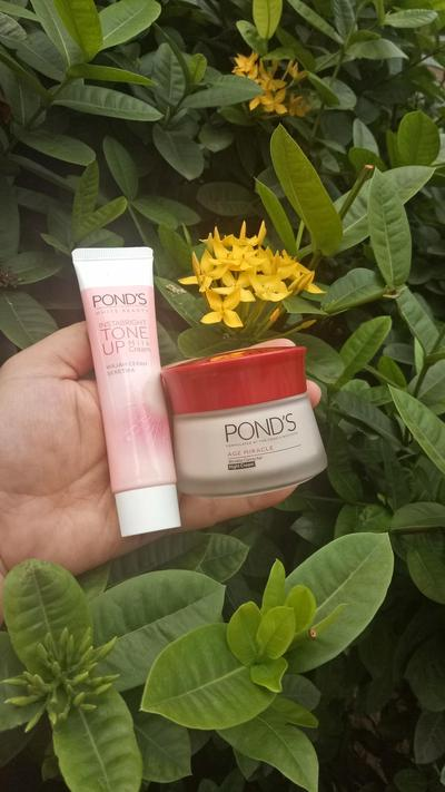 Ponds Instabright dan Ponds Age miracle