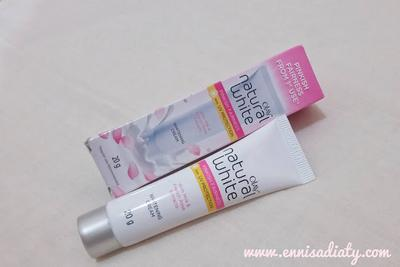 Review Olay Natural White Pinkish Fairness Whitening Cream with UV Protection