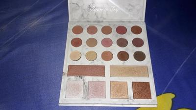 Review Eyeshadow BH Cosmetics CarlinBybel Deluxe Edition
