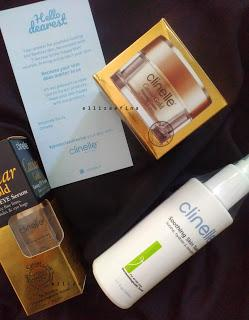[COMPLETE REVIEW] Clinelle - Vegan Skin Care