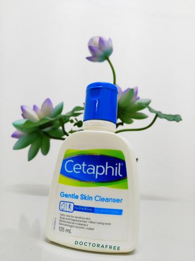 Cetaphil Gentle Skin Cleanser (Review)