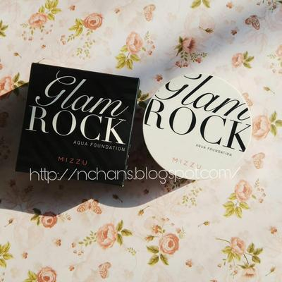 Review Mizzu Glam Rock Aqua Foundation berbentuk cushion?