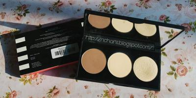 Review Mizzu Alter Ego Contour&Highlight Kit