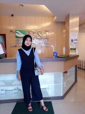 [ REVIEW ] Perawatan Wajah di DNI SKin Centre Bintaro