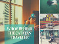 WHO's behind the CATATAN TRAVELER