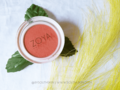 Zoya Cosmetics Mono Blush #Signora Review