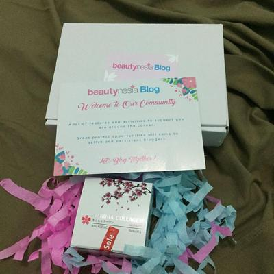 1st Beautynesia Gift Box