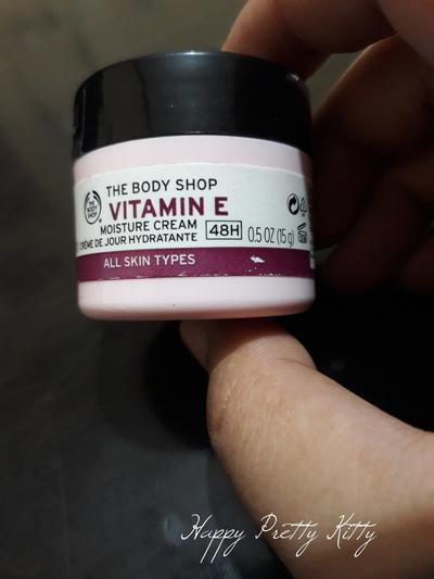 Review: The Body Shop Vitamin E Moisture Cream