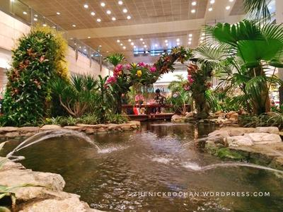 Explore Bandara Changi