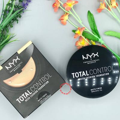 NYX TOTAL CONTROL MESH CUSHION FOUNDATION (REVIEW)