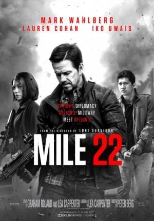 [REVIEW FILM] MILE 22