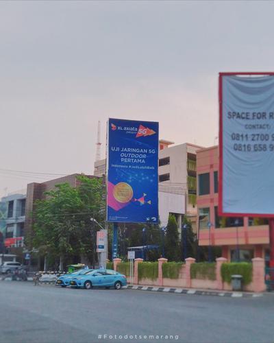 Seperti Apa Kampanye Teknologi 5G yang Dilakukan XL Axiata di Semarang?