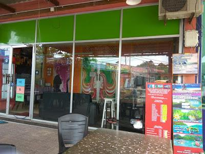 He & She Mix Dormitory Langkawi Pantai Chenang, Hostel Murah dan Aman Untuk Backpakcer