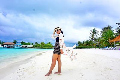 JALAN JALAN KE MALDIVES - MALE