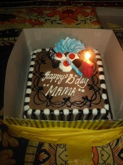 Cake happy B'day