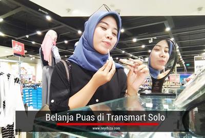 Belanja Hemat dan Bermain Puas di Transmart Solo Pabelan