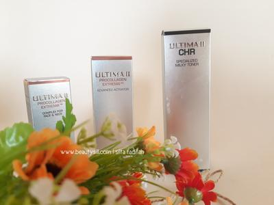 [Review] Ultima II Procollagen Extrema Kits Series