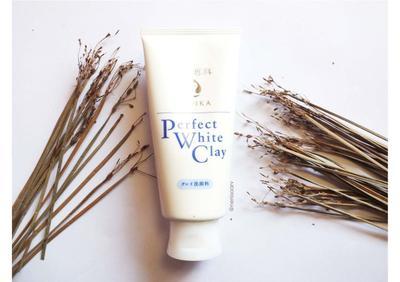 Senka Perfect White Clay – [Review]