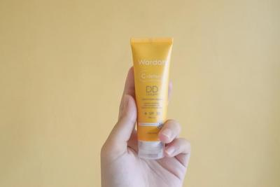 REVIEW WARDAH DD CREAM