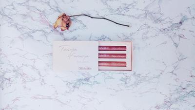#PertamaKali Nyoba ElsheSkin X Tasya Farasya Nude Collection Matte Lipstick!