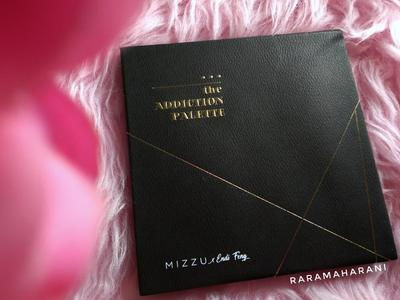 "Mizzu X Endi Feng ""Addiction Palette"" Limited Edition eyeshadow"
