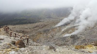 [CATPER] Gunung Papandayan: Pengalaman Pertama Naik Gunung!