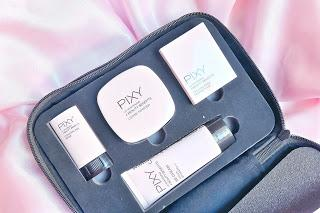 #REVIEW 4 BEAUTY BENEFITS BASE MAKEUP from PIXY COSMETIC SERIES