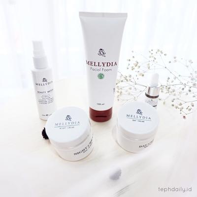 Boost up your Whitening Skin Level with Mellydia