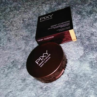 Review Pixy Make It Glow Dewy Cushion, Skip or Keep?