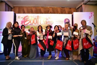 Menjadi Womanpreneur Sukses dan Mandiri Lewat Bootcamp Bersama Ladies Beauty Club (LBC)