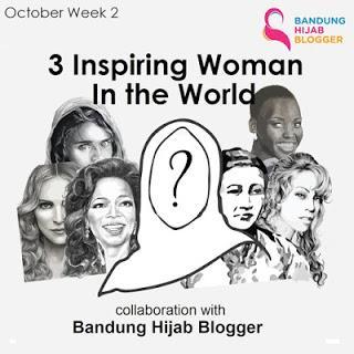 Wanita Inspirasiku dalam Dunia Tulis Menulis